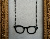 Spectacles / Glasses Necklace