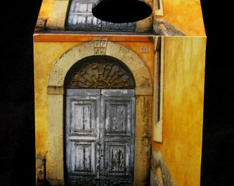 Tissue Box Cover Orvieto Doorway