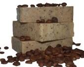 Macadamia Nut Coffee Soap