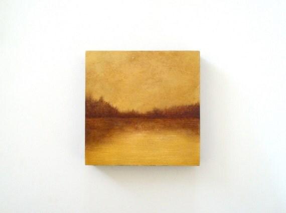 Adirondack Oil Landscape Painting