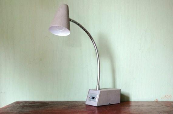 Mid Century Modern Tensor Industrial Desk Lamp