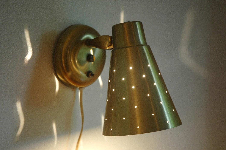20 wall mount reading lamp mid century wall lamp atomic eam