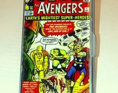 The Avengers 1st Appearance Business Card Case