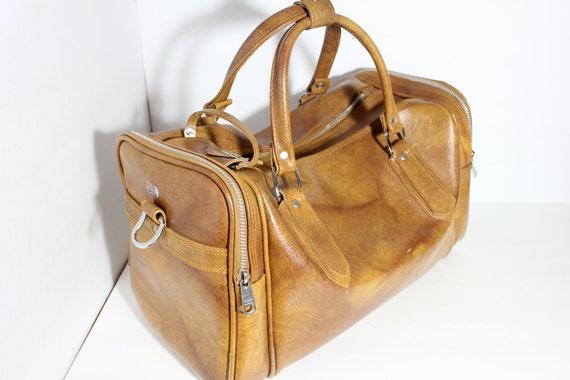 VIntage Retro Travel Bag