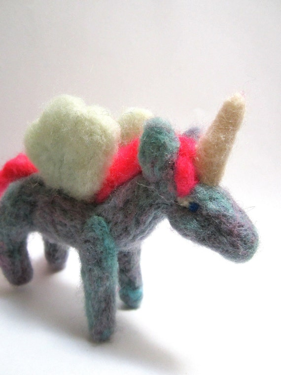 unicorn for Little BEA with terminal cancer