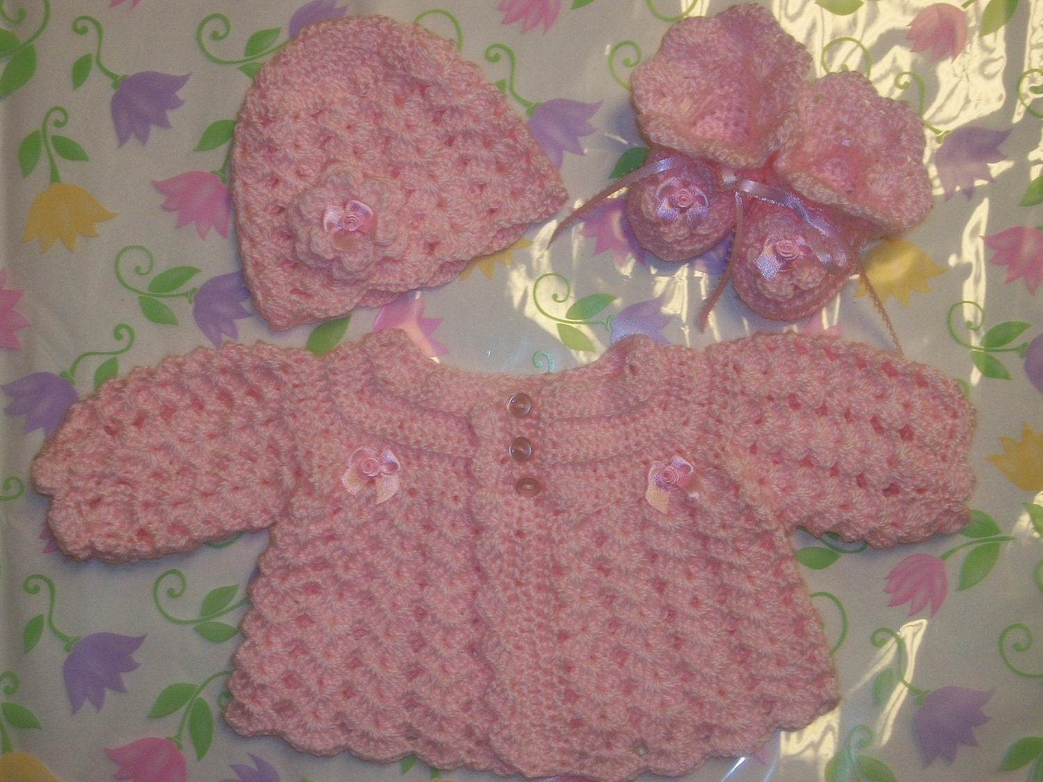 Baby Girls Dress with Sweater Set - Cat & Jack Red