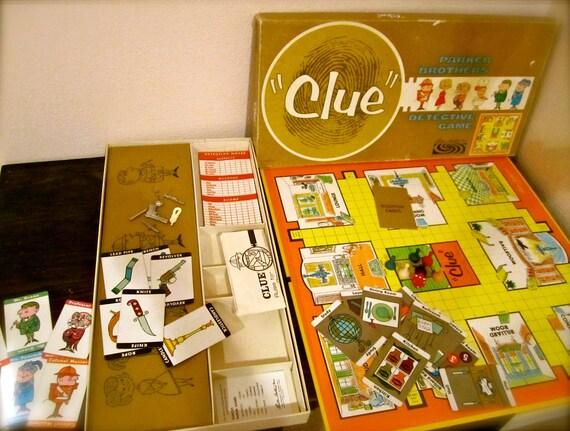 Vintage Board Games 1960's Vintage Go For by ...  1960 Board Games List