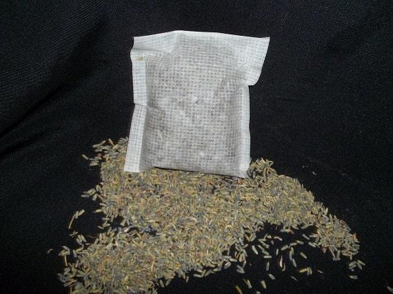 Lavender Bath Salt Tea Bags (2 pack)