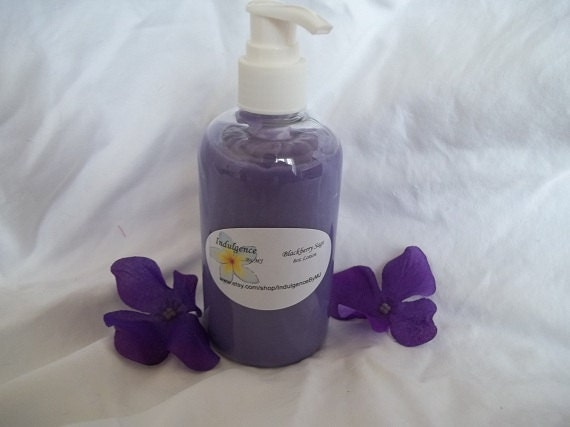 8oz Blackberry Sage hand and body lotion
