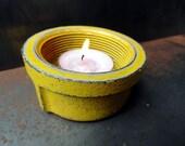 Industrial Candle Holder - Tea Light