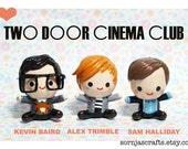 Two Door Cinema Club Figurines