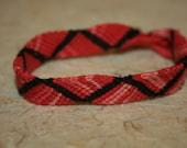 Fire Friendship bracelet