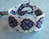 Geometric Designed Friendship Bracelet