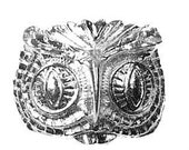 SS-0558 New Silver 925 Owl Ring Detailed 13 Plus grams Bird Jewelry Pick Your Ring Size We Have Sizes 3 to 14