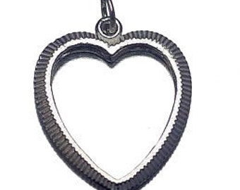 sterling silver heart romantic i love you pendant charm Real Sterling silver 925 pendant Charm jewelry