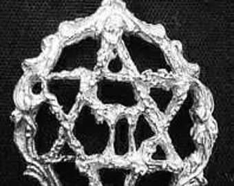 judaism jewish chai pendant charm jewelry silver 925 Real Sterling silver 925 pendant Charm jewelry