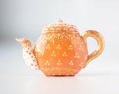 Brooch - Granny Teapot