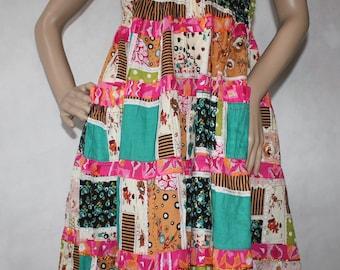 women long cotton sundress