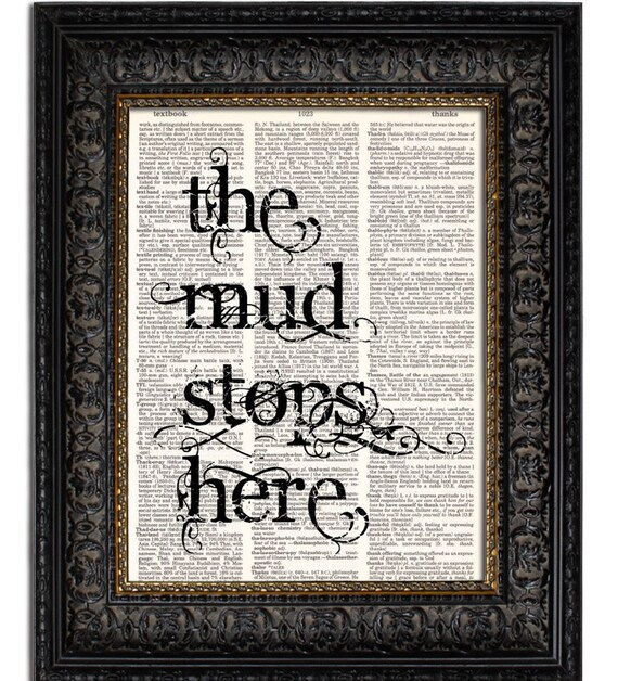 Mud Room Wall Decor : Items similar to mud room decor foyer art the stops