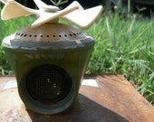 SALE Vintage Rusty Sprinkler Rain Bird