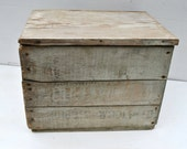 On Sale Wooden Crate with Lid