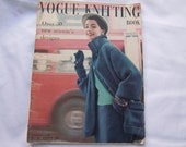 Vogue Knitting Book No45 from 1960's
