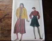 Vogue sewing pattern 8466