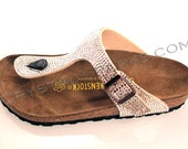 Birkenstock Austrian Crystal Bridal Strass Bling Sandals