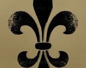 CU Fleur De Lis Clip Art, Royalty Free, No Credit Required, Instant Digital Download