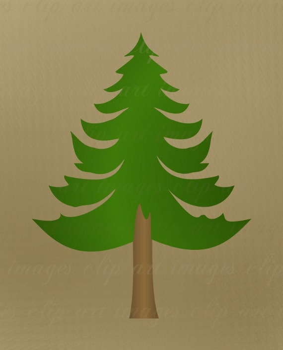 Pine Tree Clip Art Royalty Free No Credit by ImagesClipArt ...