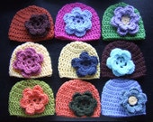 Crochet Baby Hat - Create Your Own Baby Hat Sale Buy 3 Get 1 Free