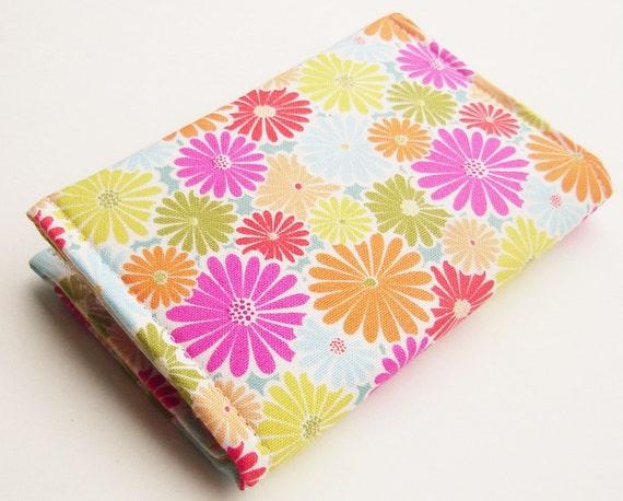 SALE, Flower Wallet, Business Card Holder, Credit Card Case
