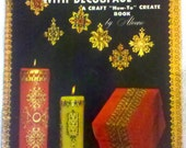 1967 Vintage Crafting Magazine - Simplified Decorating With Decoupage by Aleene