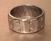 Aluminum ring size - 12 (very large)