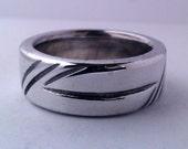 Aluminum ring size - 5 1/2