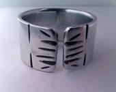 Aluminum ring - Size 10