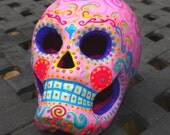 Day Of The Dead, Sugar Skull, Dia De Los Muertos