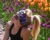 Dare to be Wild Hippie Headband