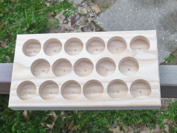 Sale - Natural Wood -  Supplies Organizer - Paint -  Beads -  Buttons - Paper Clips -  Stick Pins - Supply - Holder - Tray