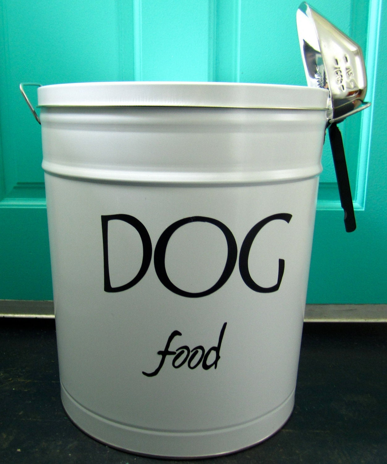 Dog And Cat Food Bins