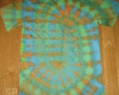 Tie Dye T Shirt Adult Small