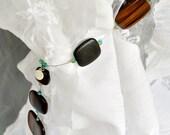 Magnetic Curtains Tiebacks, tie backs, drapery holder, curtains loops