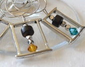 Wine Charms - Wine glass charms - Set of 6 - jewels for the home
