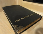 Tom Riddle Diary (AGED) - Blank - Slytherin Journal
