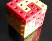Roll Up, Roll Up - puzzle cube