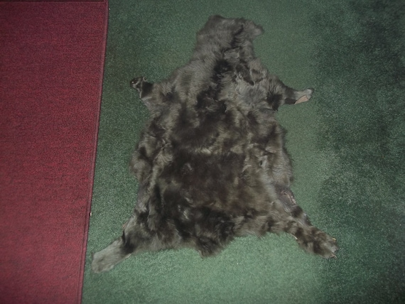 Real animal Tanned Sheep  Fur Pelt part