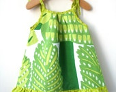 Baby Dress Size 6 Month in Marimekko Cotton