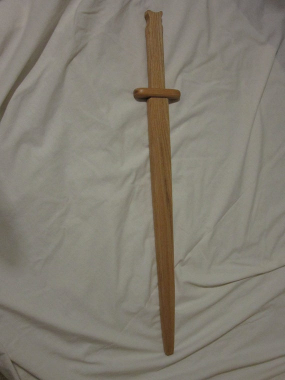 oak celtic sword