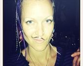Septum Mustache