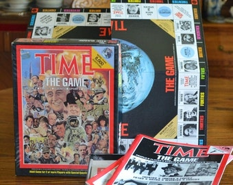 TIME The Game 1983
